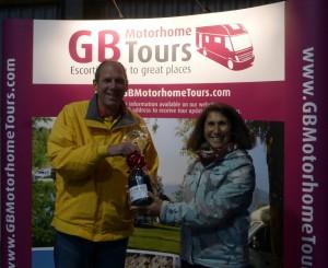 Peterborough prize winner
